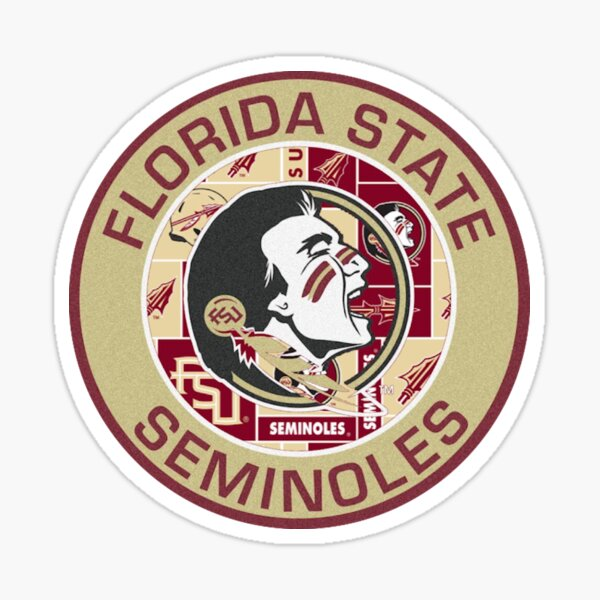 Florida State Seminoles Sticker