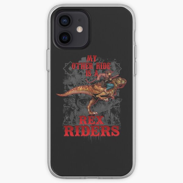 My Other Ride is a . . . T-Rex iPhone Soft Case