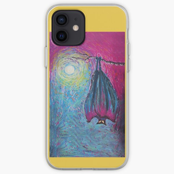 Batzilla - The Colors of the Night by Jonell Vincent Piedad  iPhone Soft Case