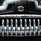 Buick Eight Grille by Thaddeus Zajdowicz
