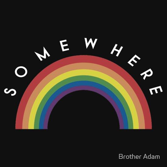 TShirtGifter presents: Over The Rainbow