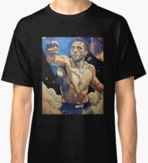 Brian Ortega Ufc Fighter Fan Art Classic T-Shirt