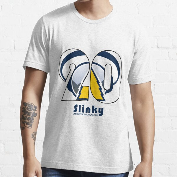 Slinky 20th Annual White Background Items Essential T-Shirt
