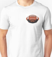 Football Beards Life Unisex T-Shirt