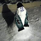 90 - BLYTH SPARTANS SNOWMAN (D.E. 6th January 2010) by BLYTHPHOTO