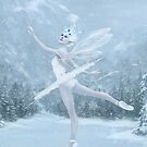 Snow Dancer by Tanya Varga