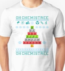 Oh ugly sweater Chemistree, Periodic, Chemistry t shirt Unisex T-Shirt
