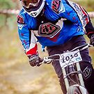 Downhill Stare by Mark  Lucey