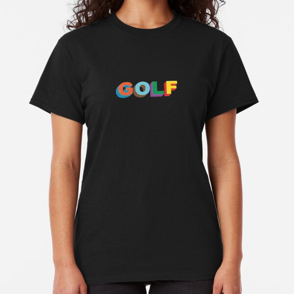 GOLF WANG LOGO Tyler the Creator golfwang Classic T-Shirt