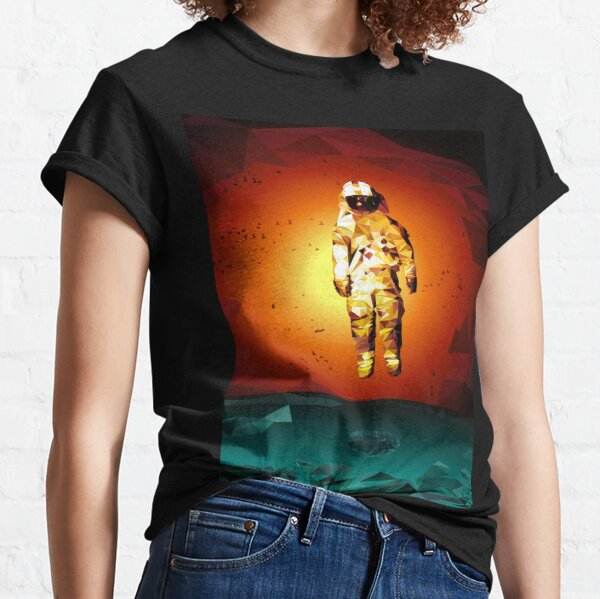 Deja Entendu - v1 Poly Art Classic T-Shirt