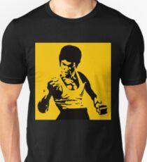 Camiseta unisex Bruce Lee Art