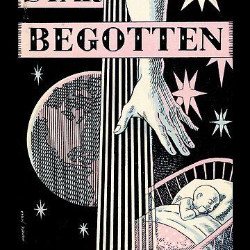 Star Begotten H.G. Wells First Edition Book Cover by buythebook86