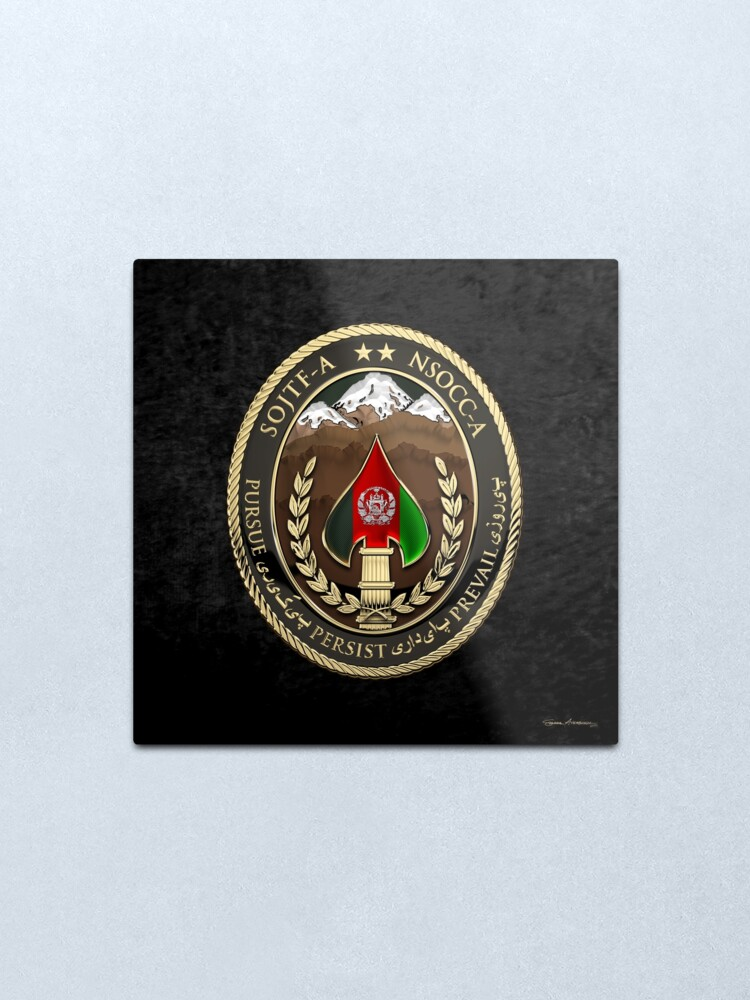 STICKER US UNIT Combined Joint Special Operations Task Force   Afghanistan A