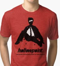 Hollowpoint - moving on Tri-blend T-Shirt