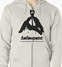 Hollowpoint - moving on Zipped Hoodie