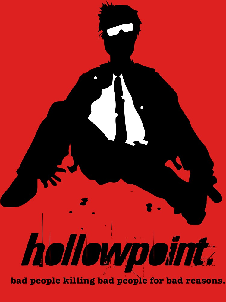 Hollowpoint - moving on by vsca
