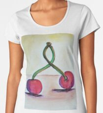 Cherries Women's Premium T-Shirt