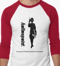 Hollowpoint - Louise Men's Baseball ¾ T-Shirt