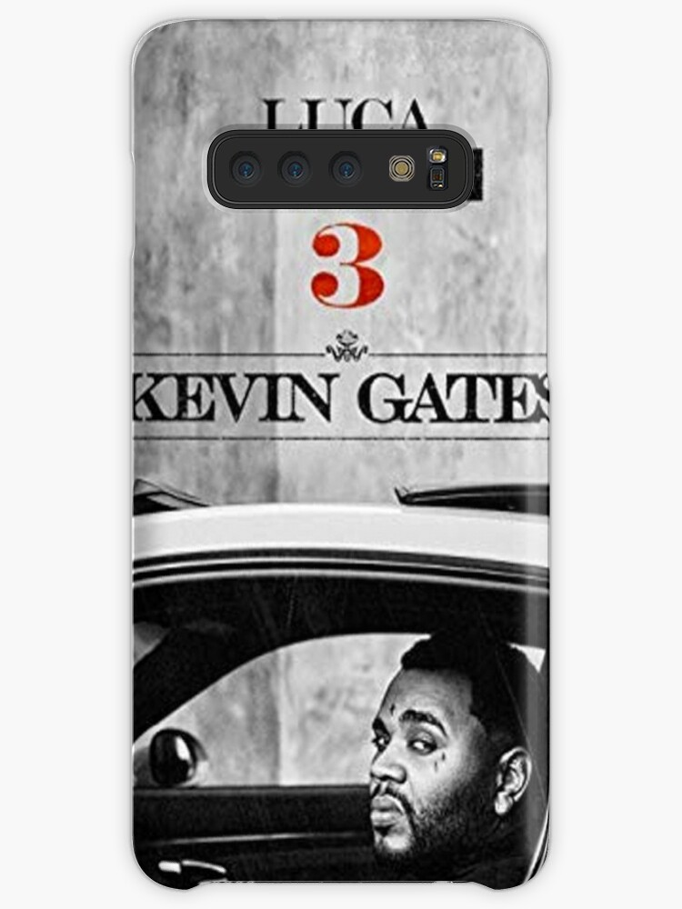 'Kevin Gates - Luca Brasi 3' Case/Skin for Samsung Galaxy by 0fficialMerch
