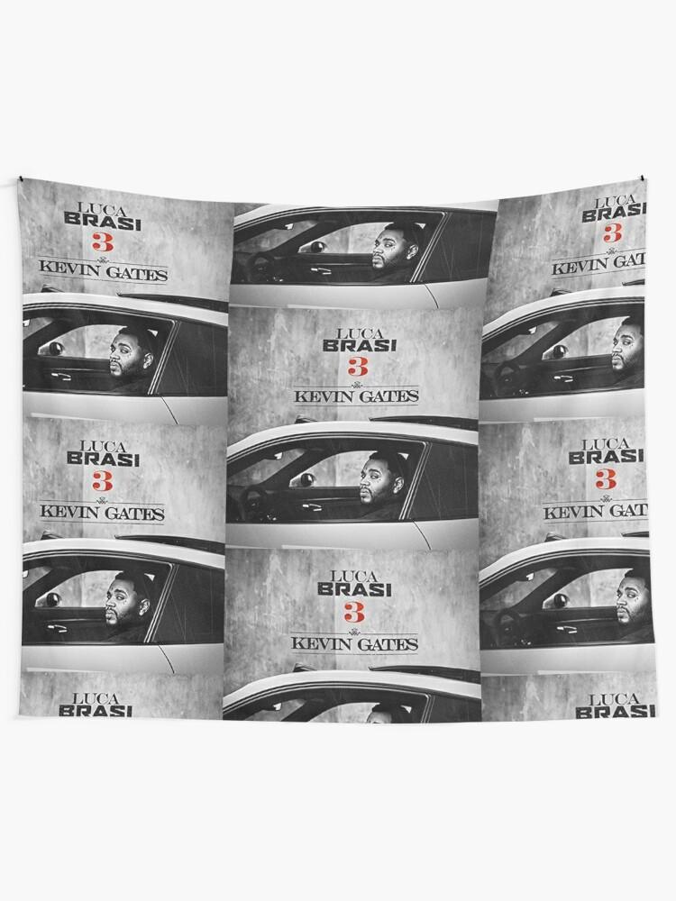 Kevin Gates - Luca Brasi 3 | Wall Tapestry