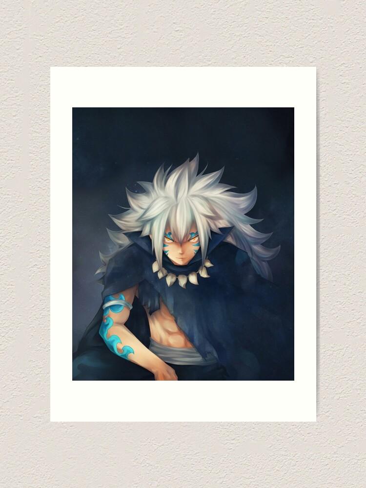Acnologia Dragon King Art Print