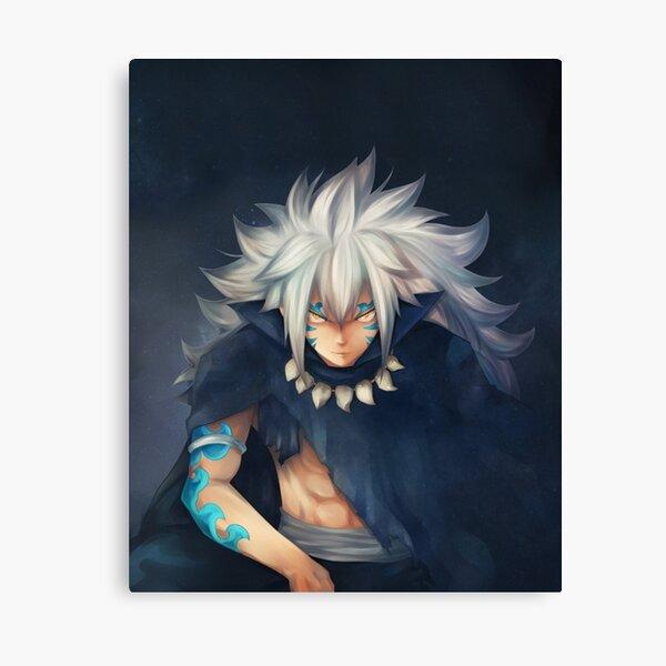 Acnologia - Dragon King Canvas Print