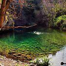 Magic waters by Andrea Rapisarda