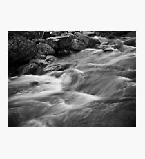 Soothing Stream Photographic Print