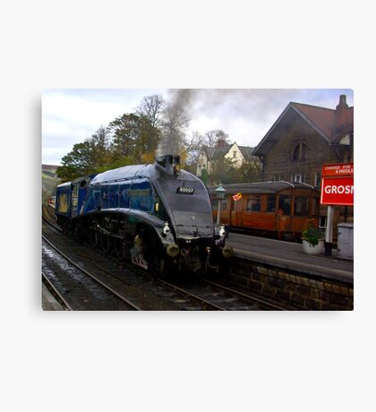 Sir Nigel Gresley - Grosmont Canvas Print