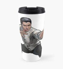 Jet Li Travel Mug