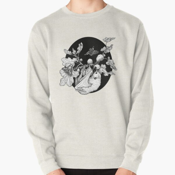 Fig Tree and the Fruit Bat Pullover Sweatshirt