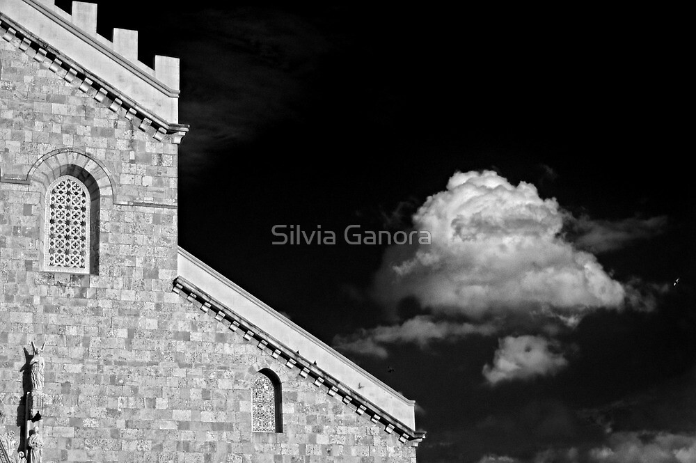 Cathedral & Cloud by Silvia Ganora