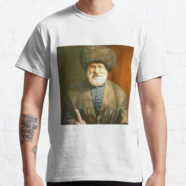Tawlula T-Shirts, #КязимМечиев #Ki︠a︡zimMechiev #Poet #Balkars #KarachayBalkar #Malqarlıla #tawlula #TurkicPeople #Caucasus #Balkaria #KarachayBalkar #Kipchak #Turkic #Ki︠a︡zim #Mechiev #Балкарцы #малкъарлыла #таулула Classic T-Shirt