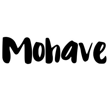 Mohave by FTML