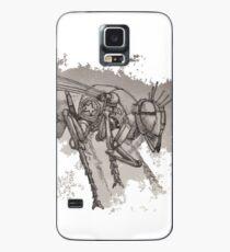 Wasp Machine Case/Skin for Samsung Galaxy