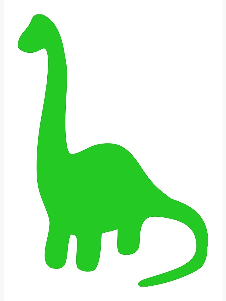 Tarjetas De Felicitacion Sauropodo Brachiosaurus De Dinosaurio De Cuello Largo De Aaronisback Redbubble El más conocido de todos, sobre todo por los más pequeños,es el diplodocus. redbubble