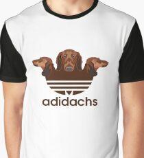 Dachshund Love Graphic T-Shirt