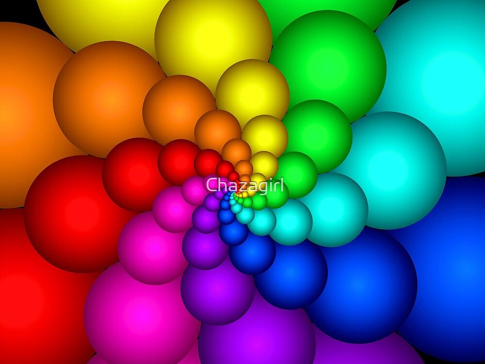 Happy Bubbly by Chazagirl