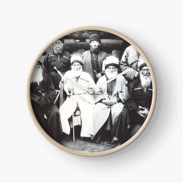 #Karachays #Къарачайлыла #Qaraçaylıla #Balkars #Malqarlıla #tawlula #TurkicPeople #Caucasus #Balkaria #KarachayBalkar #Kipchak #Turkic #Ki︠a︡zim #Mechiev #Балкарцы #малкъарлыла #таулула Clock