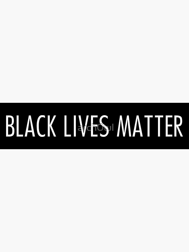 black lives matter by arch0wl