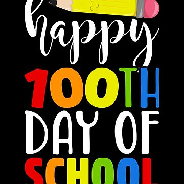 100thDay 01 SCHOOL no distressed by nvdesign