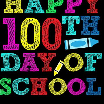 Nicole Vanderhoop Happy 100th Day Of School 01 by nvdesign