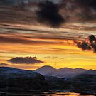Lewis Sunset by Andrew Ness - www.nessphotography.com