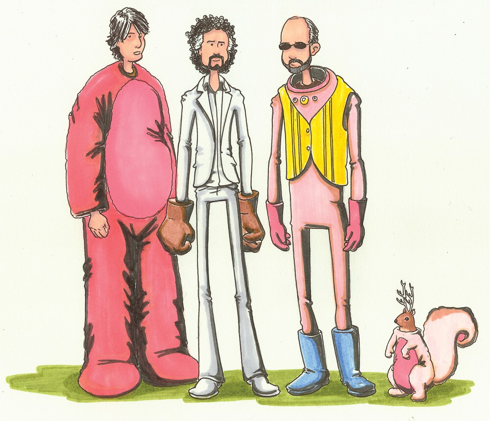 The Flaming Lips & Friend by drono
