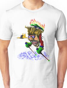Atomic Ski Bum Unisex T-Shirt