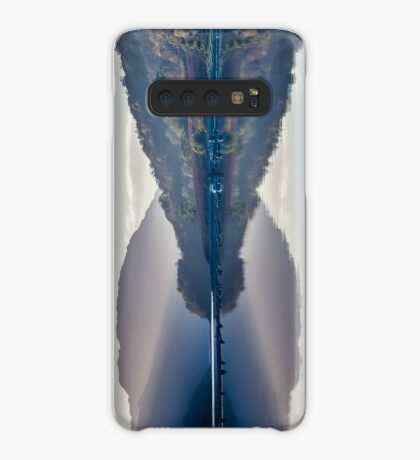 The Boat and The Jetty Case/Skin for Samsung Galaxy