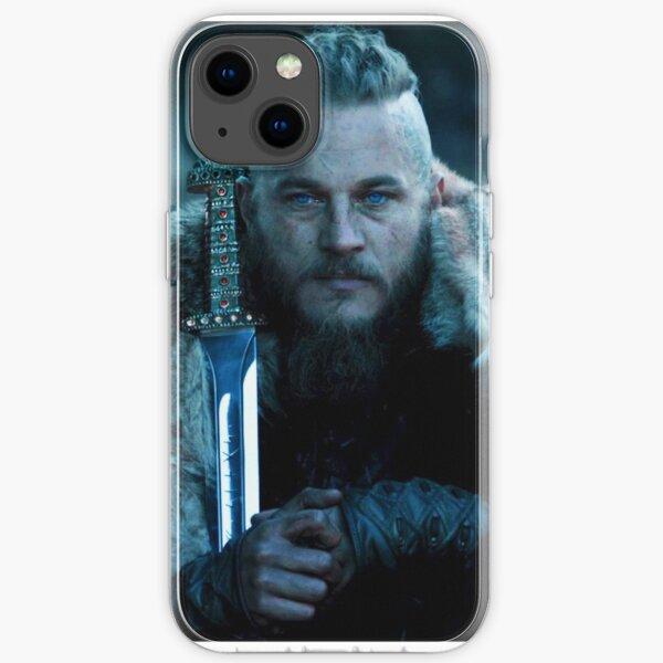 Ragnar Lothbrok Wikinger iPhone Flexible Hülle
