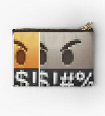 Emoji Coon (2001) Zipper Pouch