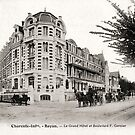 « Le Grand Hôtel à Royan dans les années 1900 » par Francois Richet