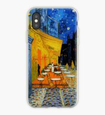 Cafe Terrace at Night iphone, samsung or Galaxy Case iPhone Case